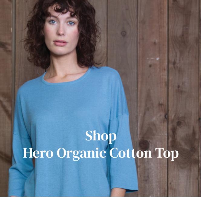 Hero Organic Cotton Top