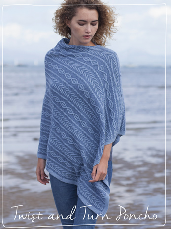 Twist & Turn Poncho