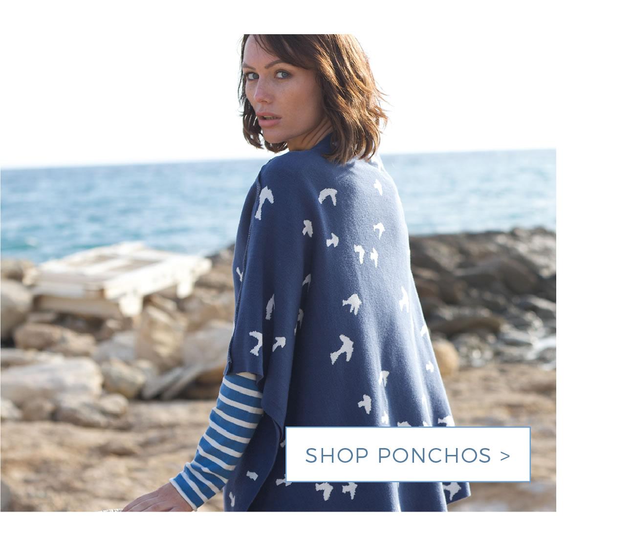 Shop Ponchos